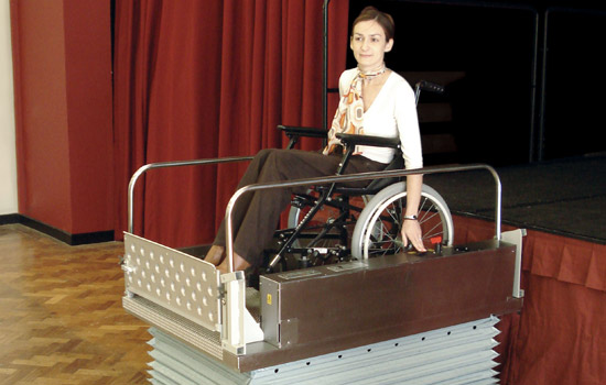 Portable Platform Lifts Wheelchair Lift Innovate