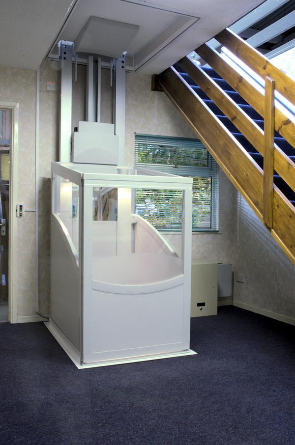Through Floor Lift Platform Lifts Uk Innovate Lifting