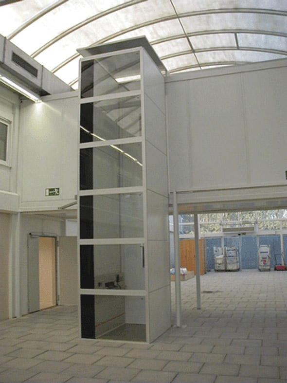 Vertical Platform Lifts Uk Innovate Lifting Systems